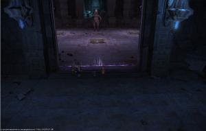 Final Fantasy 14 Versunkener Tempel von Quarn Endboss Azeyma Richter