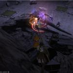 Final Fantasy 14 Dungeon Boss Teratotaurus Safe Position