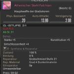 Final Fantasy 14 Dungeon Brüllvolx Loot Aetherischer Stahl Falchion