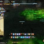 Final Fantasy 14 Dungeon Brüllvolx Langrast Endboss Aiatar Giftlache