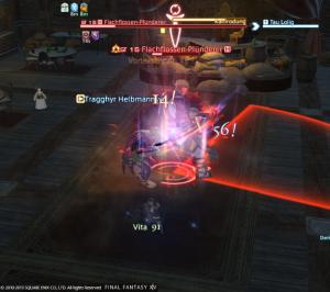 Final Fantasy XIV Flachflossen-Plünderer