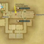 Final Fantasy 14 Haukke Herrenhaus Karte Erdgeschoss