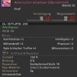 Final Fantasy 14 Loot Haukke-Herrenhaus Ätherischer Amthysr Silberstirnreif