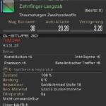 Final Fantasy 14 Loot Haukke-Herrenhaus Zehnfinger Langstab