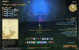 Final Fantasy 14 Tausend Löcher von Toto-Rak Klebriges Gespinst