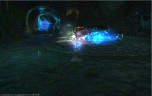 Final Fantasy 14 Tausend Löcher von Toto-Rak Neunschwänzige Coeurl