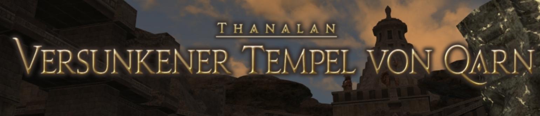 Final Fantasy 14 Der Versunkene Tempel von Quarn